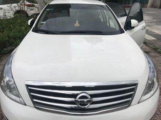 Bán ô tô Nissan Teana năm 2010, màu trắng, nhập khẩu chính chủ, 460tr
