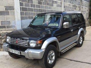 Cần bán lại xe Mitsubishi Pajero sản xuất 2000, xe ít sử dụng, 165tr