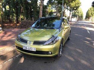 Cần bán Nissan Tiida sản xuất năm 2007, nhập khẩu nguyên chiếc chính chủ