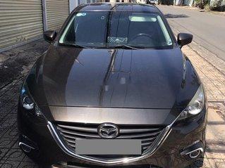 Bán Mazda 3 đời 2016, màu nâu, 480tr