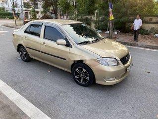 Cần bán gấp Toyota Vios 2007, màu vàng cát