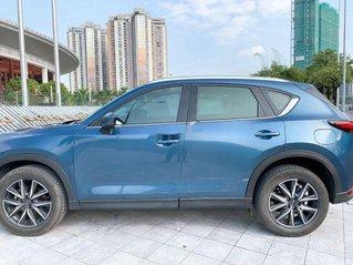 Bán Mazda CX 5 đời 2018, màu xanh lam chính chủ