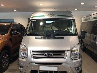 Bán Ford Transit Limousine VIP năm 2019, màu bạc