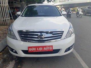Cần bán xe Nissan Teana sản xuất 2010, màu trắng, nhập khẩu, giá 416tr
