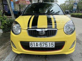Bán Kia Morning Sport 1.1L đời 2011, màu vàng như mới, 230tr