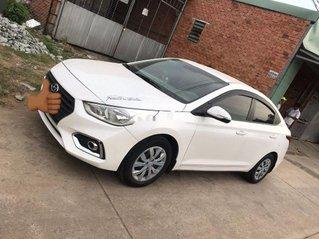 Cần bán lại xe Hyundai Accent sản xuất năm 2018, màu trắng, giá chỉ 370 triệu