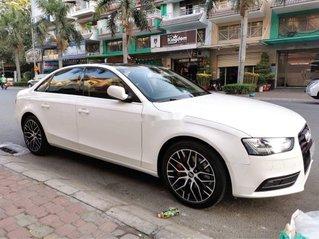 Bán Audi A4 đời 2013, màu trắng, xe nhập