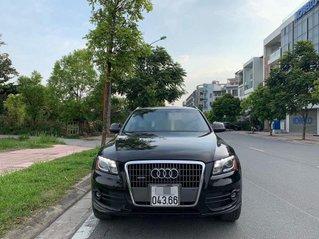 Bán Audi Q5 sản xuất 2011, màu đen, xe nhập, giá chỉ 740 triệu