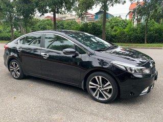 Bán Kia Cerato đời 2018, màu đen, giá 540tr
