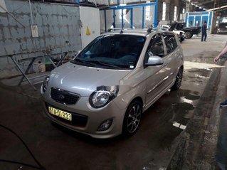 Bán lại xe Kia Morning năm sản xuất 2011, màu bạc