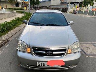 Bán ô tô Daewoo Lacetti đời 2008, màu bạc