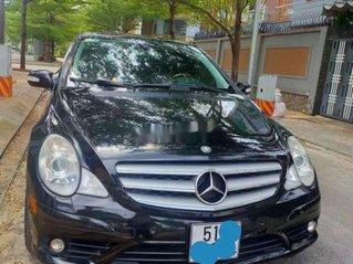 Chính chủ bán Mercedes R class đời 2005, màu đen, xe nhập