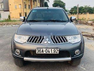Bán Mitsubishi Pajero Sport sản xuất năm 2012, màu xám, nhập khẩu