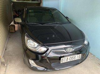 Bán Hyundai Accent năm sản xuất 2012, nhập khẩu, xe gia đình