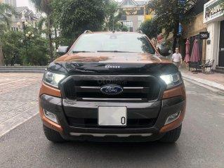 Cần bán Ford Ranger 2015 mẫu 2016 - biển Hà Nội - đi 50000km, giá 663tr