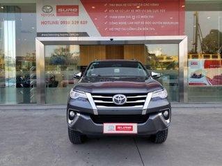 Toyota Tân Cảng bán xe Toyota Fortuner máy xăng 1 cầu 2017 xe đứng tên cá nhân - thua mua xe ôtô cũ