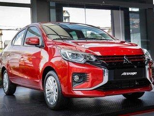 [Hot] bán Mitsubishi Attrage giá tốt nhất miền Tây, tặng 50% thuế trước bạ + bảo hiểm 1 năm + bộ phụ kiện chính hãng