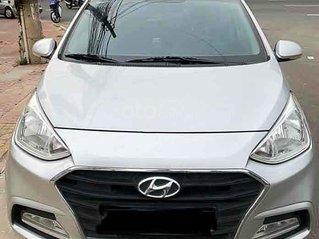Bán xe Hyundai Grand i10 sản xuất 2018, màu bạc, xe nhập