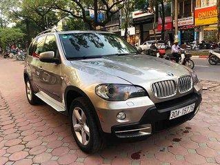 Cần bán lại BMW X5 năm 2007, màu vàng, nhập khẩu