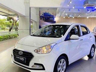 Cần bán xe Hyundai Grand i10 1.2AT năm 2020, màu trắng, giá tốt