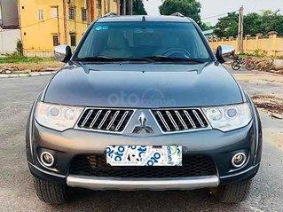 Cần bán lại xe Mitsubishi Pajero Sport năm sản xuất 2012, màu nâu, xe nhập, số sàn