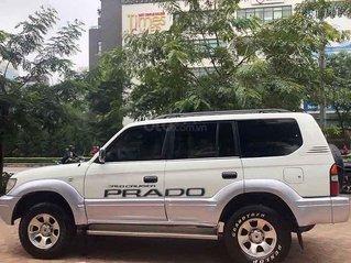 Cần bán lại Toyota Prado năm sản xuất 1996, màu trắng, xe nhập
