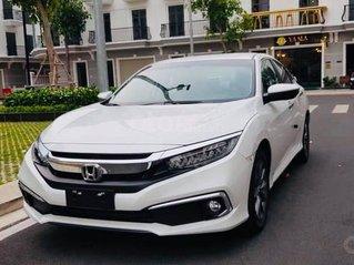 Honda Civic khuyến mãi khủng cuối năm, ưu đãi lên đến 50 triệu đồng cho khách hàng