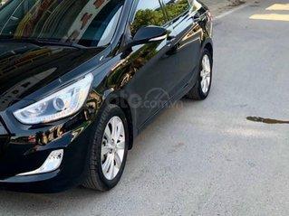 Cần bán xe Hyundai Accent MT đời 2016, màu đen