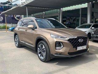 Cần bán nhanh với giá thấp chiếc Hyundai Santa Fe 2020 2.4AT đời 2020, xe còn mới