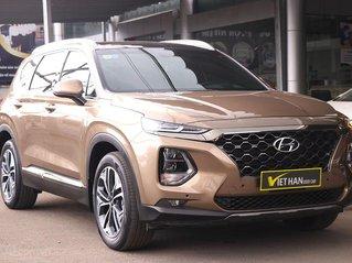 Hyundai Santa Fe 2.4AT 4WD cao cấp 2020
