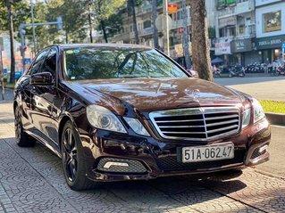 Cần bán gấp với giá ưu đãi nhất chiếc Mercedes-Benz E250 đời 2009, giá ưu đãi