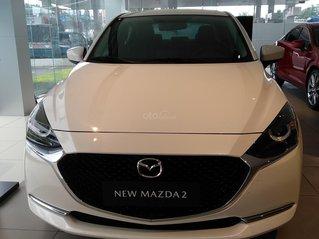 New Mazda 2 2020 nhập khẩu Thái Lan nguyên chiếc - tặng BHVC, hỗ trợ 50% lệ phí trước bạ - hỗ trợ trả góp đến 80%