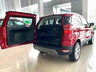 Cần bán xe Ford EcoSport năm sản xuất 2020, màu đỏ