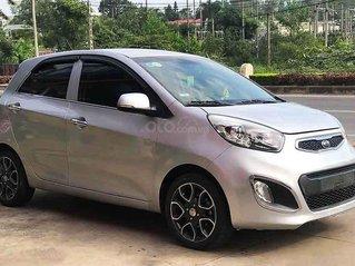 Cần bán xe Kia Morning năm sản xuất 2014, màu bạc