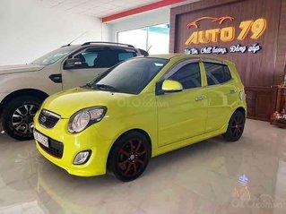 Cần bán Kia Morning năm sản xuất 2011, màu vàng, số tự động