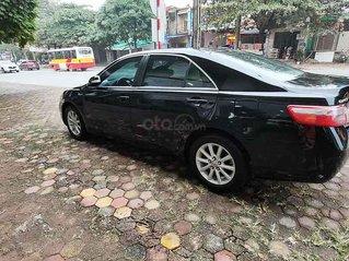 Cần bán lại xe Toyota Camry sản xuất năm 2007, màu đen, nhập khẩu