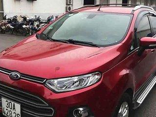 Bán ô tô Ford EcoSport sản xuất năm 2014, màu đỏ, số tự động