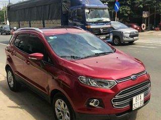 Bán xe Ford EcoSport sản xuất 2016, màu đỏ