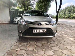 Bán xe Toyota Vios E số tự động, sản xuất năm 2017