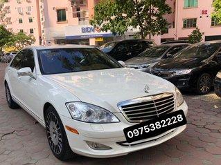Cần bán lại xe Mercedes-Benz S550 sản xuất 2007