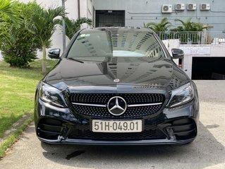 Cần bán lại xe Mercedes C class sản xuất năm 2019, màu đen còn mới