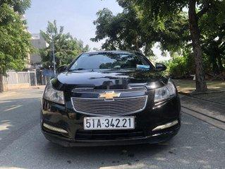 Bán Chevrolet Cruze sản xuất 2012, màu đen số sàn, giá 258tr
