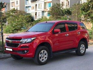 Cần bán lại xe Chevrolet Trailblazer năm 2018, màu đỏ còn mới giá cạnh tranh
