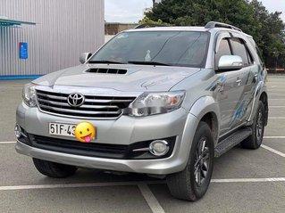 Bán xe Toyota Fortuner năm 2016, giá ưu đãi