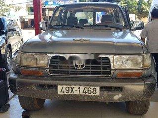 Bán xe Toyota Land Cruiser năm sản xuất 1996, nhập khẩu nguyên chiếc