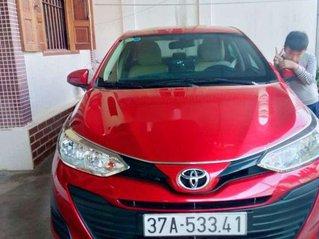 Cần bán lại xe Toyota Vios sản xuất năm 2019, màu đỏ