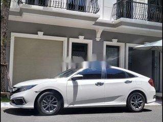 Xe Honda Civic 2020, màu trắng, giá hấp dẫn