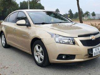 Cần bán gấp Chevrolet Cruze sản xuất năm 2014, màu vàng