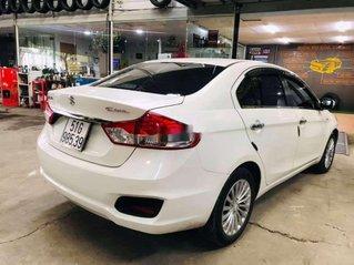 Cần bán Suzuki Ciaz 2019, màu trắng, nhập khẩu nguyên chiếc còn mới