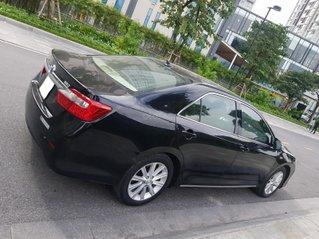 Bán Toyota Camry 2013 2.5G, màu đen